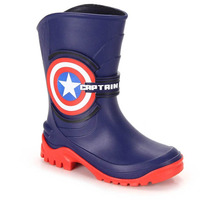 10%off Galocha Infantil Capitão America Marvel 21416