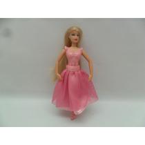 Boneca Barbie Mattel 2009. Bailarina