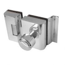 Fechadura Elétrica Para Porta De Vidro Agl Inox - Lançamento