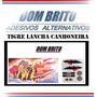 Adesivos Para Tigre Lancha Canhoneira Comandos Em Ação