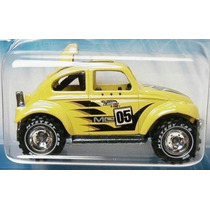 Hot Wheels Vw Baja Bug Mystery Car 2005 Real Riders