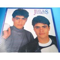 Lp Zerado Dupla Jean Marcos 1993 Harmony Raro Encarte- 4