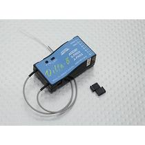 Receptor Delta 8 Para Rádios Futaba T6j / T8j /14sh- S-fhss