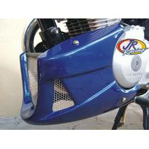 Spoiler Titan 150 Até 2008 Pintado E Com Manual Jr Racing