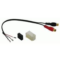 Cable Auxiliar De Estéreo Rca Para Bmw X3 Año 2005 A 2010