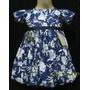 Vestido Floral Infantil - Vestido De Festa - Modelo Princesa