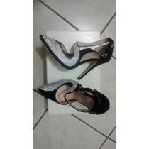 Sapato Scarpin Preto Numero 34
