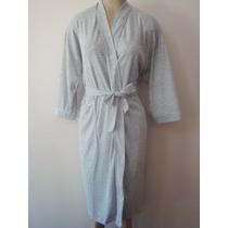 Bata Kimono De Algodon