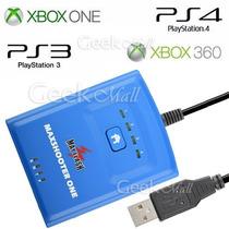 Max Shooter - Mouse E Teclado No Ps4 Ps3 Xbox One 360
