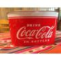Frapera Balde Hielera De Zinc Coca Cola