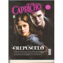 *sll* Revista Capricho Edição Especial Crepúsculo - Ano.2009