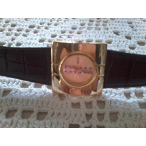 Relógio Feminino Terner Quartz Dourado R$ 49,00 Semi Novo.