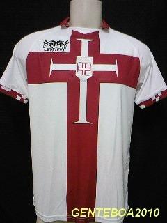 ac51b6c1e2ffe Outlet 197 Camisa Vasco Cavalera Templaria Of. Penalty 2010 - R  129 ...