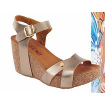 Zapato De Plataforma Modelo Cosmo New York 141 - 74