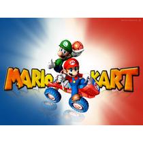 Mario Kart Arcade Simulador Corrida ** Lançamento **