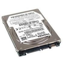 Hd Toshiba Mk8034gsx 80gb 5400 Rpm 8mb Cache 2.5 Sata 1.5gb