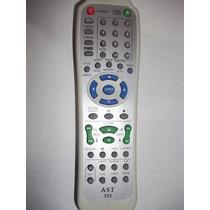Controle Home Theater Britania Bsi10000 Fama 2 E 3 Usb 9000