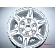 Roda Aluminio Estilizada Silverado Dlx Aro 15