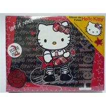 Album Para 80 Fotografias (10x15) Hello Kitty - Y E S