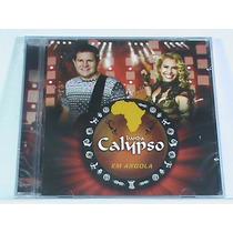 Cd - Banda Calypso - Em Angola (novo - Original - Lacrado)