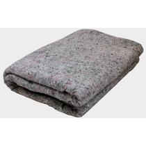 Cobertor Popular Sorriso Tamanho Único Cor Cinza *loja*