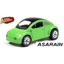 Jl - Vw - New Beetle Verde 1 Of 5000 1/64