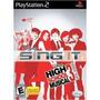 Jogo Lacrado Disney Sing It High School Musical 3 Para Ps2