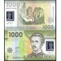 Chile Pnew 1.000 Pesos 2009 Fe Plástico - Barato