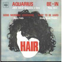 Hair Compacto De Vinil Jack Gold Peter Nero Percy Faith 1969