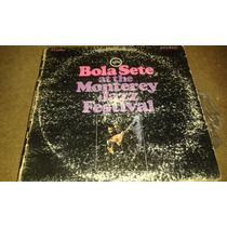 Disco Acetato De Bola Sete At The Monterey Jazz Festival