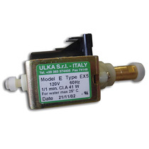 Bomba Ulka 110vts -ex4/60hz (para Máquinas De Fumaça)