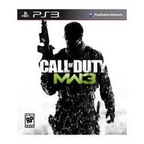Jogo Semi Novo Call Of Duty Mw3 Modern Warfare 3 Para Ps3