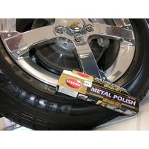 Metal Polish Autosol Polidor Metais Aro Liga Leve Magnésio