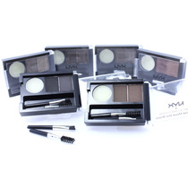 Kit Sombras Para Sobrancelhas Nyx - Nyx Eyebrown Cake Powder
