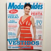 Revista Moda Moldes De Festa Sandra Annenberg Ano 2014 N°68