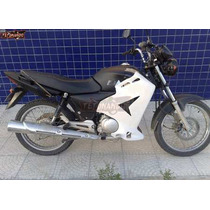 Carenagem P/ Cg 150 Es/ks/sport- Novo Modelo