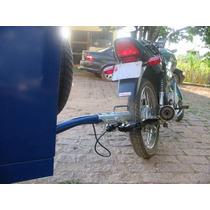 Engates Reboque Pino Bola P Carretinha Em Moto Broz Nx 150