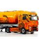 Wsi Man Tgx Xxl 4x2 Bulk Trailer Kipper 3 Axle 1:50