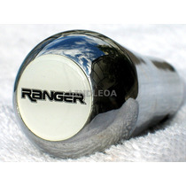 Manopla De Câmbio Ranger Ford Xl Xlt Cromada Nova!