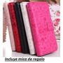 Sony Xperia U Lt25 Cartera Fashion Cute + Mica + Promo!