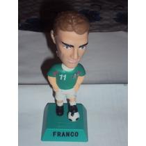 Figura De Fútbol Cabezones Guille Franco Seleccion Mexicana