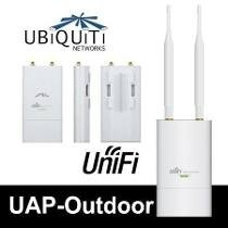 Ubiquiti Ap Unifi Uap-outdoor+ (externo) 2.4ghz Mimo 300mbps