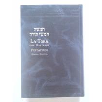 Tora Con Haftarot, Pentateuco, Biblia, Judio, Judaismo