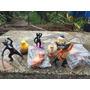 Coleccion Completa Gato Con Botas Mc Donalds