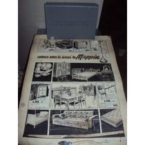 Mappin - Desenho De Anuncio/propaganda Da Loja