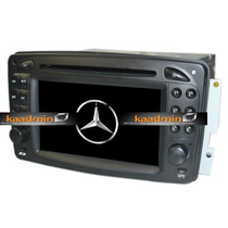 Central Multimidia Mercedes C180 200 A 2003 Dvd/gps/tv