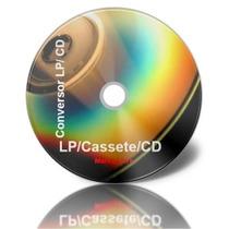 Cd/dvd - Vinil - Disco -lp - Conversor De Lp Em Cd/dvd