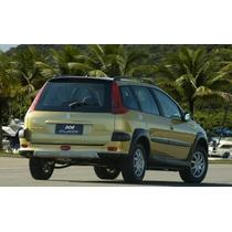 Vidro Traseiro (vigia) Peugeot 206 Escapade