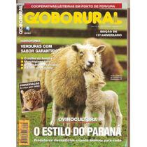 Globo Rural - Ovinocultura. O Estilo Do Paraná/ Hidroponia
