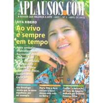 Revista Aplausos: Rita Ribeiro / Mulher Melancia / Axl Rose